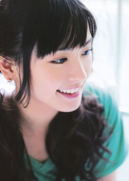 Yui Aragaki > could be haru's potential little sister? think about it.