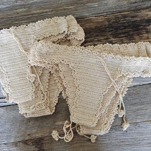 Lenceria De Baño Tejida A Crochet:Más de 1000 imágenes sobre Baño ...