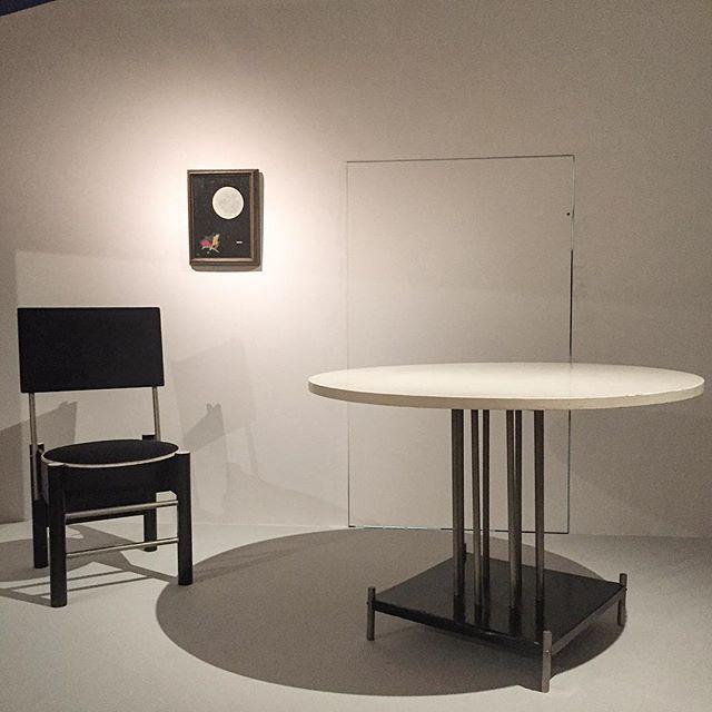 Lu0027esprit du Bauhaus #exhibition #openingday @lesartsdecoratifs
