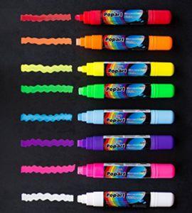 Dry Erase Large tip Marker Fluorescent