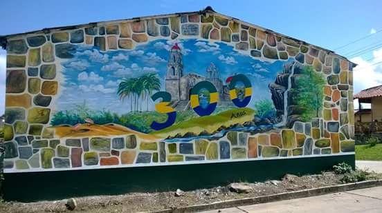 #SemanaSanta en Guadalupe Santander,  conozca esta tierra comunera que cumple 300 Años de existencia en 2015.