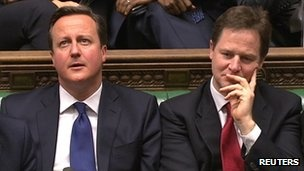 "Draft Communications Data Bill cannot proceed - Nick Clegg    Plans to give police and intelligence services the power to monitor all email and internet use in the UK need a ""fundamental rethink"", Nick Clegg says."
