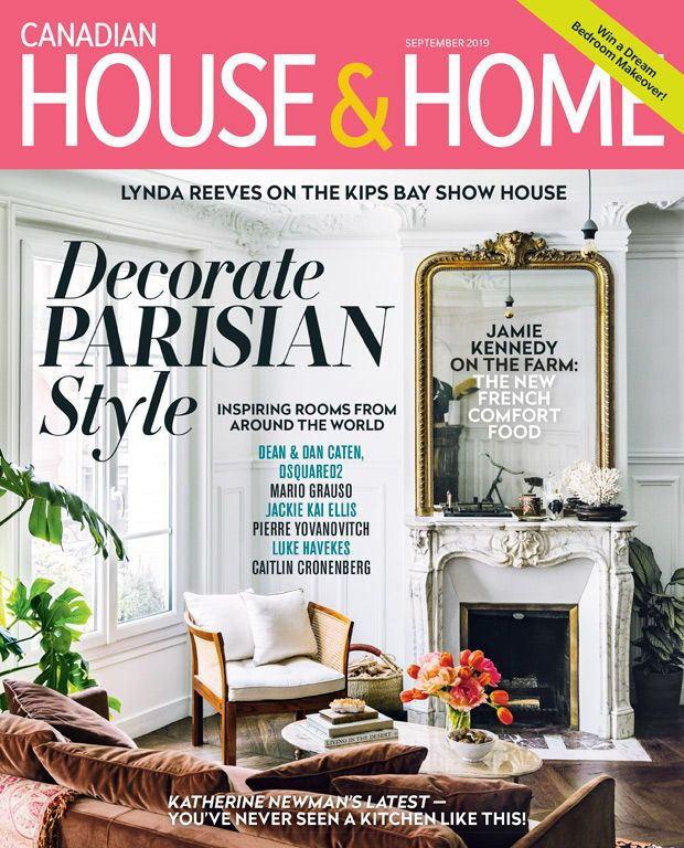 September 2019 House And Home Magazine Decorating Advice Show Home