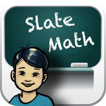 Slate Math. Edad: 12 a 20 años. Aplicación para trabajar las Matemáticas en el cual se puede seleccionar un avatar personalizado par seguir la evolución. En ella encontramos las siguientes secciones: Recuento. Recuento avanzado. Escritura de dígitos. Relación de orden. Suma. Patrones. Paridad. Resolución de problemas. #appDiciembre2014 #TIC #apps #iPad #educacion #educacionespecial #iPadTIC #appiPad #apprecomendada