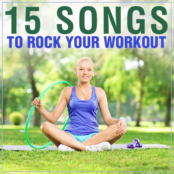 15 Songs to Rock Your Workout #workoutmusic #fitnessplaylist