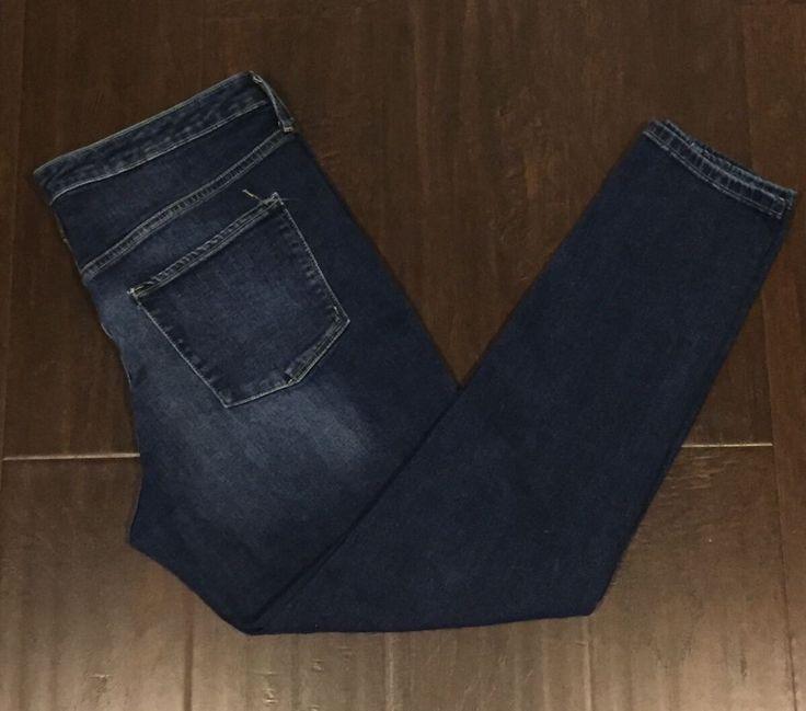 Mossimo Women's Skinny Jeans size 14  | eBay
