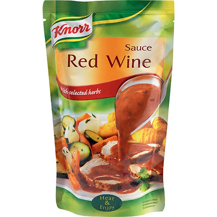 Valmis punaviinikastike