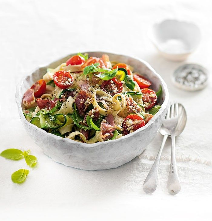 Zucchini Tagliatelle | MiNDFOOD