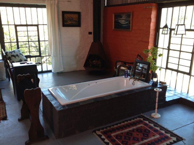 """Joe De Villiers Designs ~ Shisa Guest Farm for Men Only ~ """"The Boudoir"""" ~ Tulbagh, Western Cape RSA"""