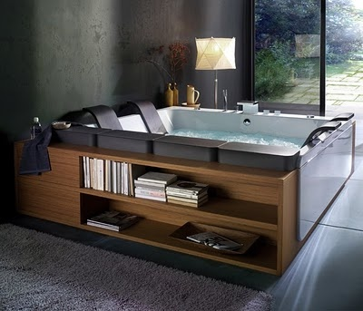 21 best Hot Tub : Indoors images on Pinterest | Hot tub room ...