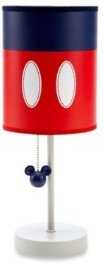 Adorable Mickey Mouse lamp;  Disney® Mickey's Best Buddies Lamp Base with Shad