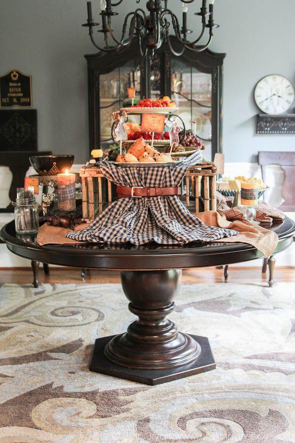 Outlander Party Ideas-Amazing decorations for premier party!