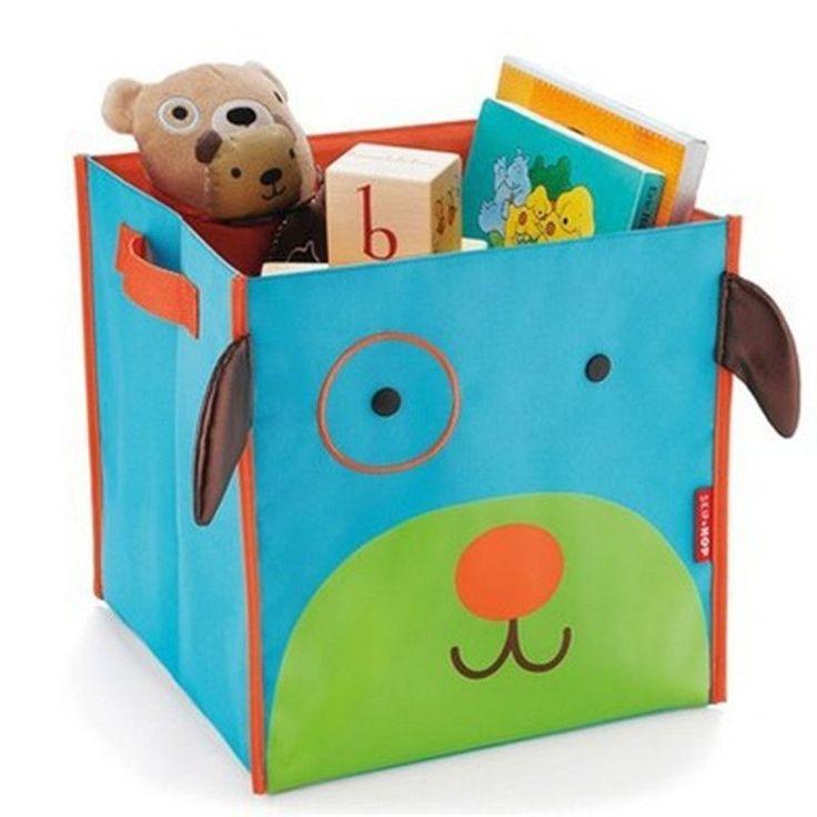 Children's Non-Woven Fabric Toy Storage Box