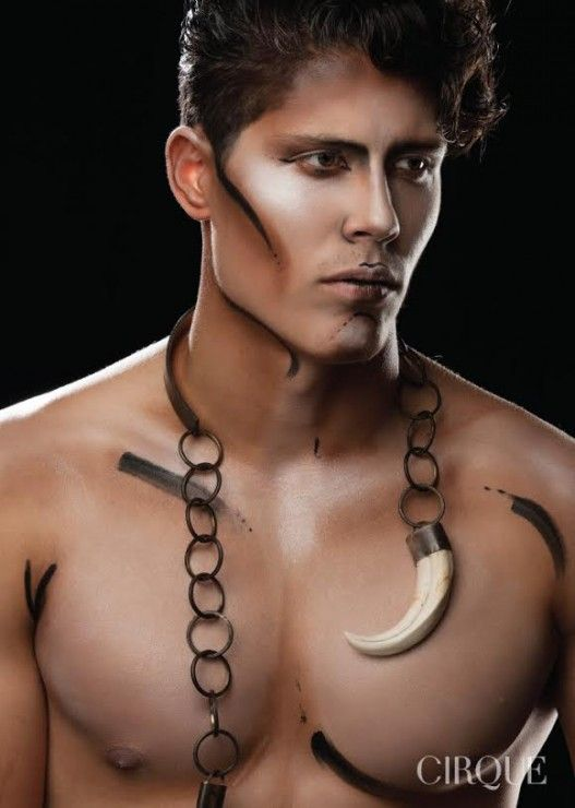 Mens Runway Looks for Cirque Magazine. Beauty editorial sent in to http://www.eyeshadowlipstick.com/