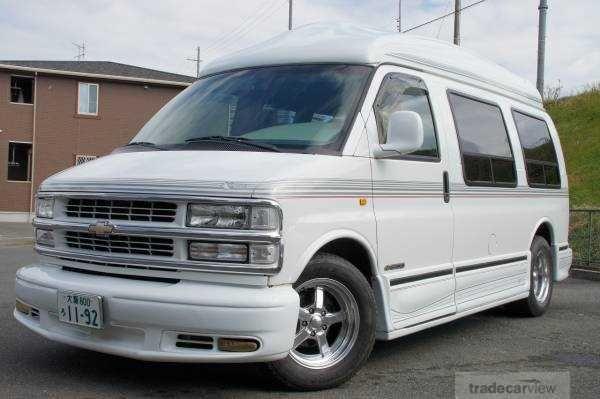 1997 Chevrolet Express 不明