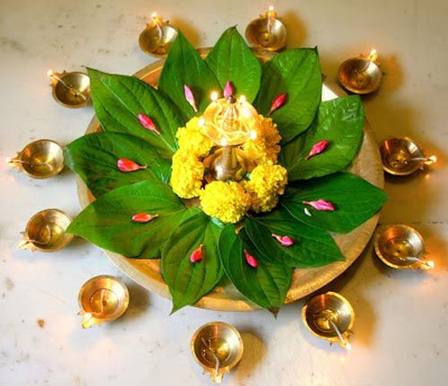 Special Diwali Decorations Ideas 2013 for Office and Home