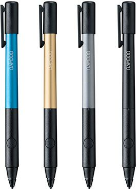 Wacom Bamboo® Fineline 2 Stylus for iPad
