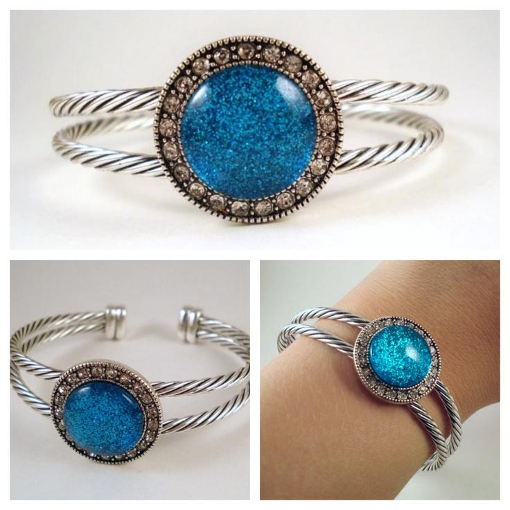 Nail Polish Bracelet. Sold On Www.spilledpolish.etsy.com