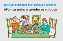 Resolución de conflictos