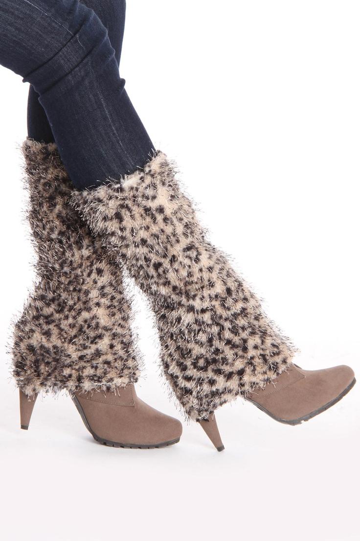 Wild Style Leg Warmers