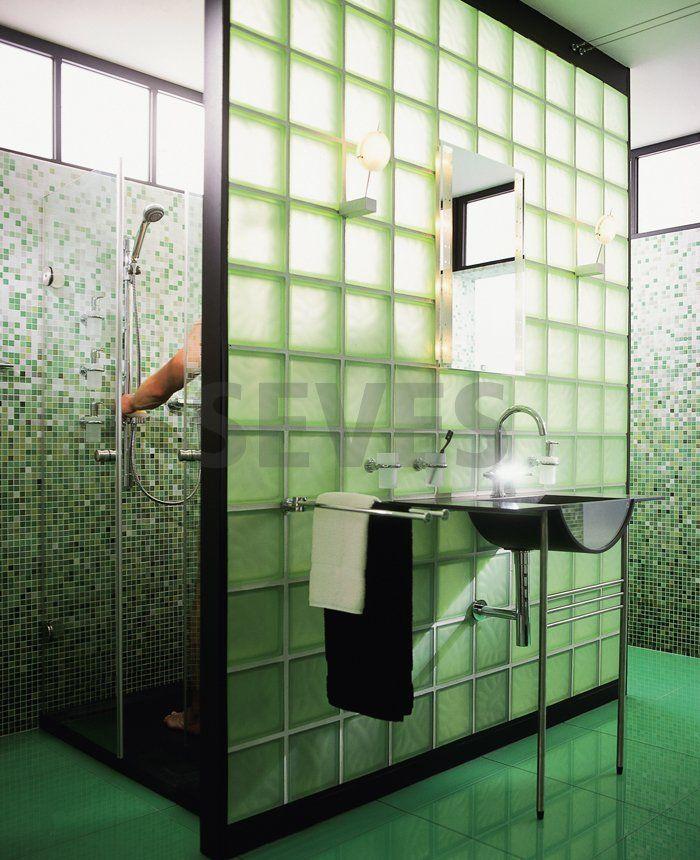 12 besten Badezimmer Bilder auf Pinterest Glasblock Dusche - bder mit duschschnecke
