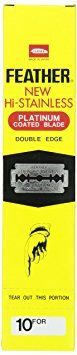 [$64.99] [Amazon.ca][Dead] 200 Feather (Safety) Razor Blades http://www.lavahotdeals.com/ca/cheap/amazon-cadead-200-feather-safety-razor-blades/164237?utm_source=pinterest&utm_medium=rss&utm_campaign=at_lavahotdeals