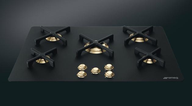 Designline Küche - Produkte: Marc Newson, Smeg, Newson  - Herde we had this before in metal