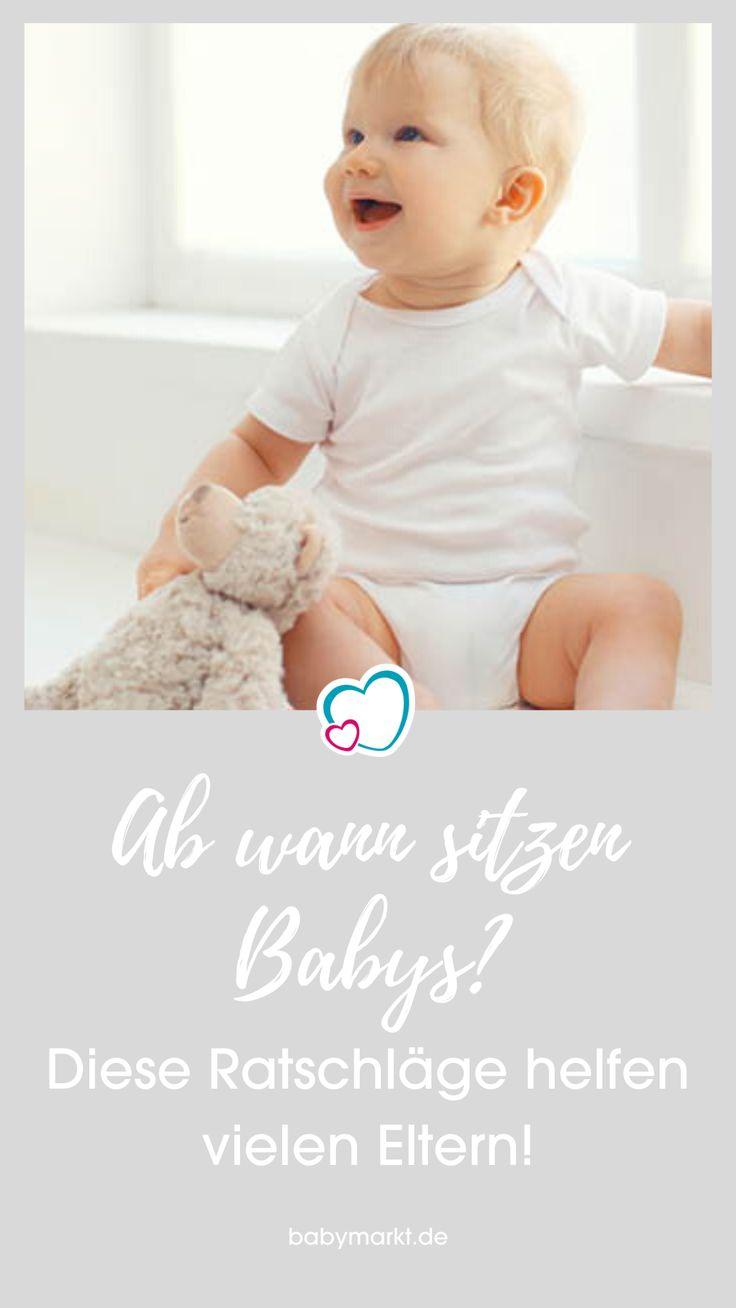 Ein Meilenstein in der Entwicklung deines Babys ist das