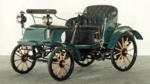 Первый автомобиль Опель