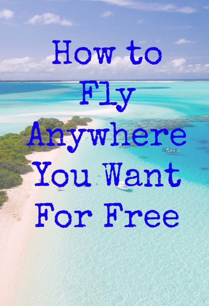 Do you want to travel more but hate paying for expensive flights? There is a way to get around that so you can begin to enjoy traveling more often.
