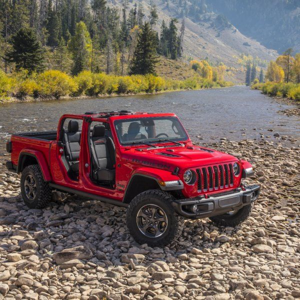 Could The 2020 Jeep Gladiator Be The Best Pickup Ever Outside