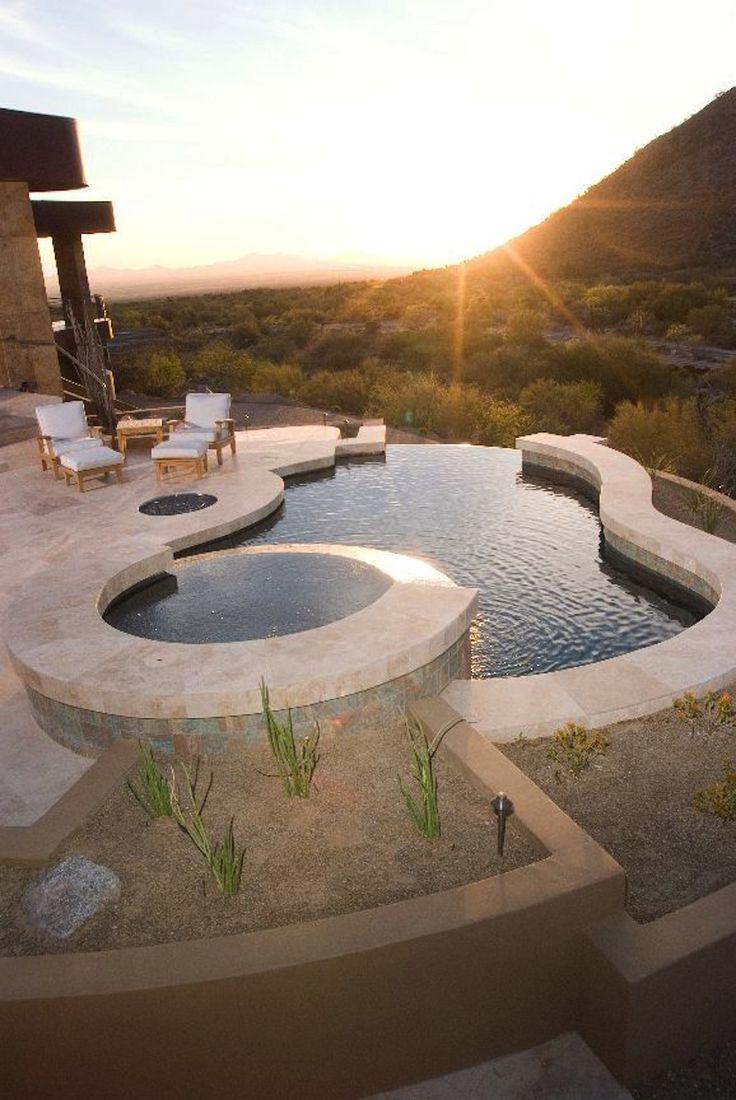 die besten 25+ contemporary pool and spa ideen auf pinterest, Gartengerate ideen