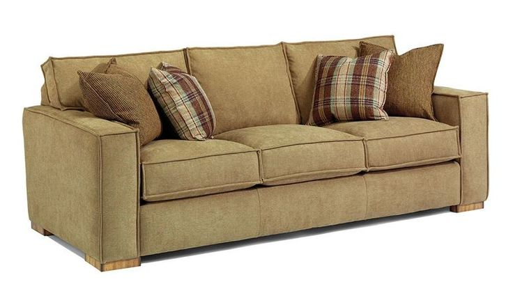 Lakewood Fabric Sofa By Flexsteel Furniture Deets | Kitchen Project |  Pinterest | Fabric Sofa, Luxury Cushions And Living Room Furniture