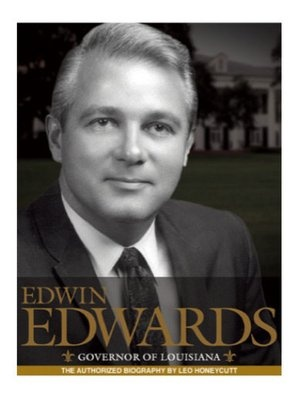 Edwin Edwards: Governor of Louisiana  I'd vote for him today...it's 100% better than Jindal, and that's no joke.