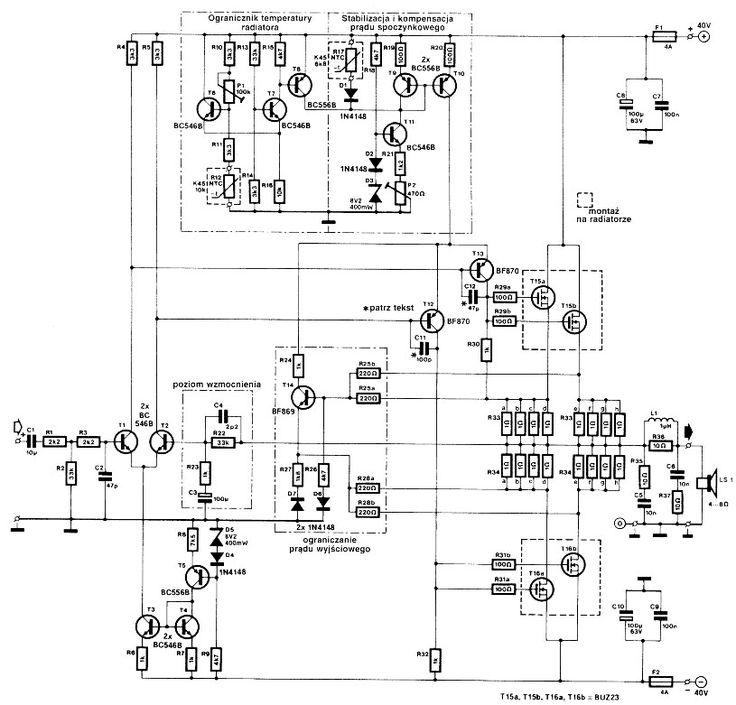 63 best class a amplifier images on pinterest