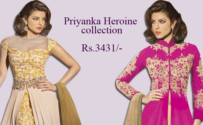 Bollywood Actress Priyanka chopara collection . #priyankachopra #salwarsuit #designersalwarsuit