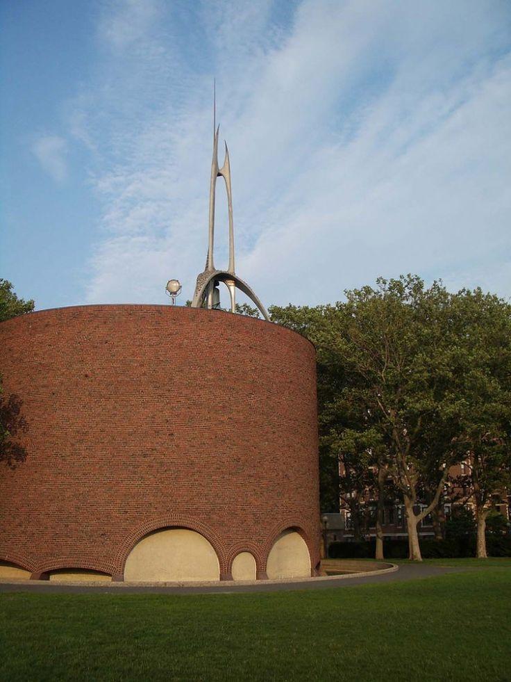 AD Classics: MIT Chapel / Eero Saarinen mit chapel_kathia shieh2