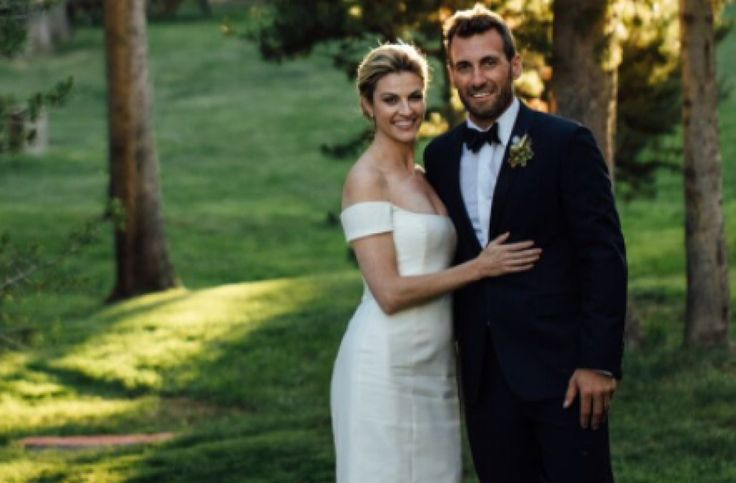 Erin Andrews shares stunning pictures from her Montana wedding