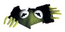 Kermit gettings his first big break......