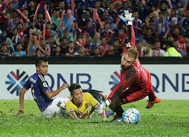 lamiafamilia (MY FAMILY): AFC CUP :  JDT sapu Kaya FC