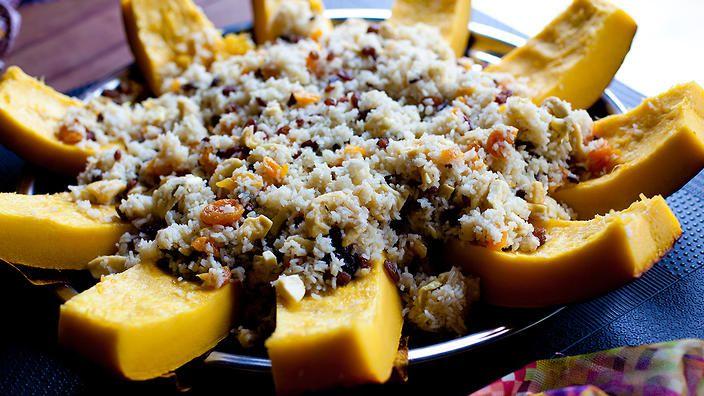 Have you  heard of ghapama? This pumpkin dish symbolises 'a sweet life' in Armenia. #FoodSafari