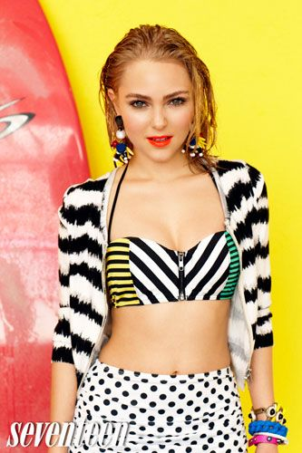 AnnaSophia's Juiciest High School Secrets