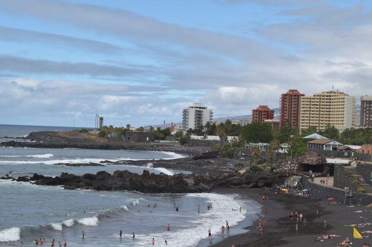 Tenerife - Playa Le Jardin