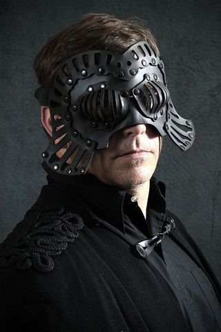 The Executioner. http://www.galleryserpentine.com/collections/masks
