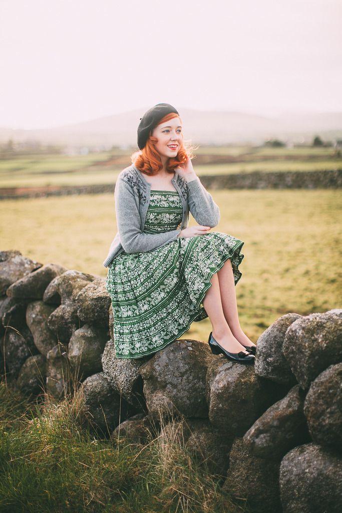 Outfit: Erin Go Bragh