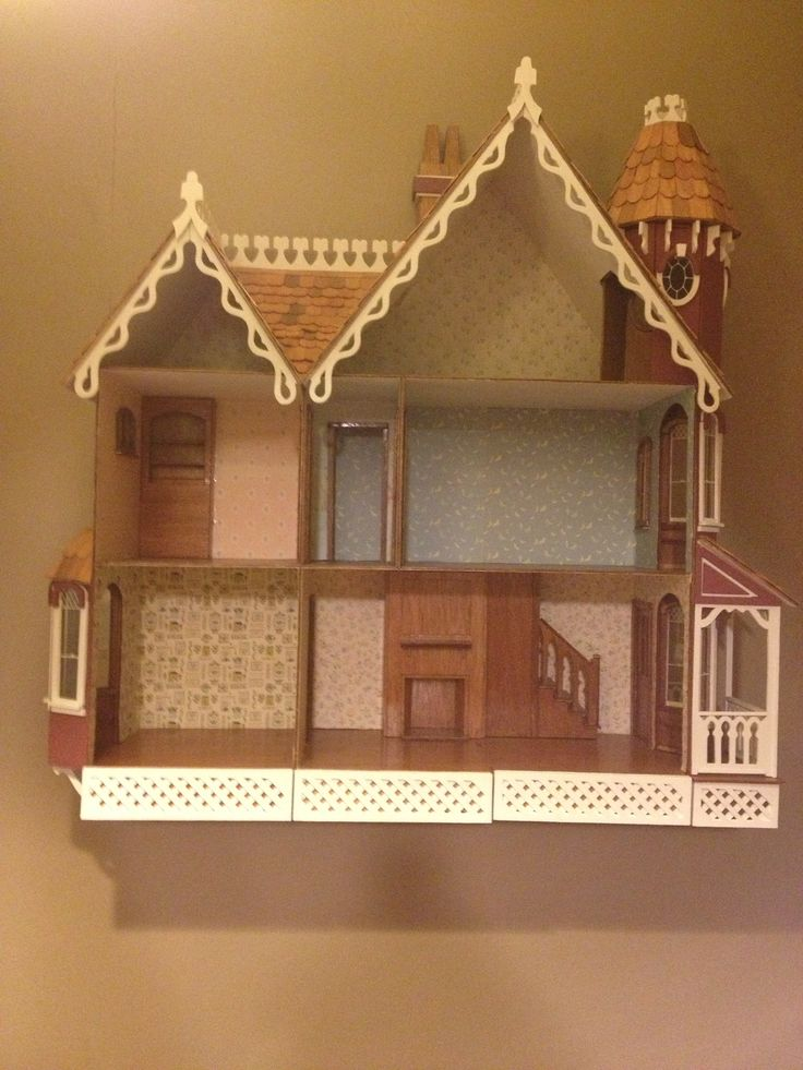 46 Best Images About The Mckinley The Wall Doll S House