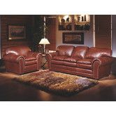 Found it at Wayfair - Torre 3 Seat Leather Living Room Set