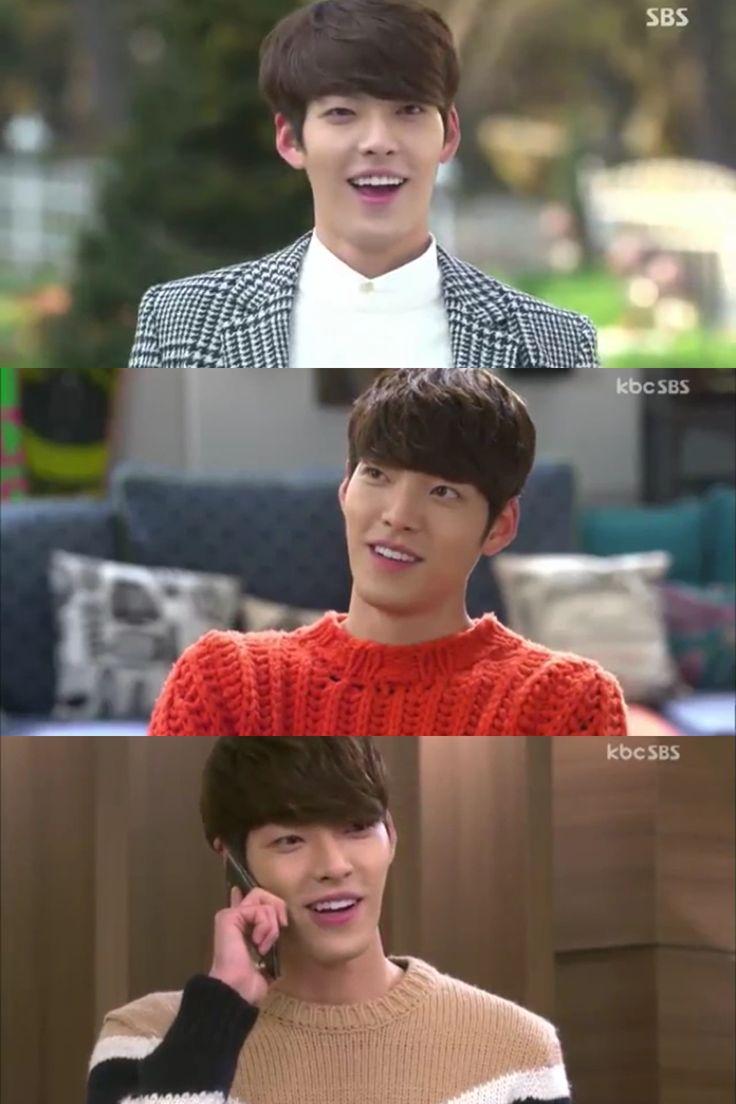 Kim woo bin on the heirs❤ #kimwoobin #theheirs #handsome