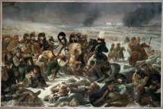 Napoleon on the Battlefield at Eylau, February 9, 1807 | Louvre Museum | Paris