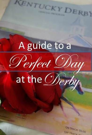 Want to make the most of your day at the Kentucky Derby?  Our guide provides a detailed itinerary of everything going on at Churchill Downs on Derby Day.